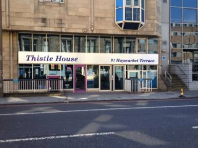 Thistle House