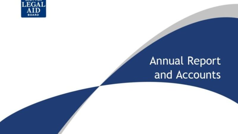 SLAB 2017 18 Annual Report and Accounts
